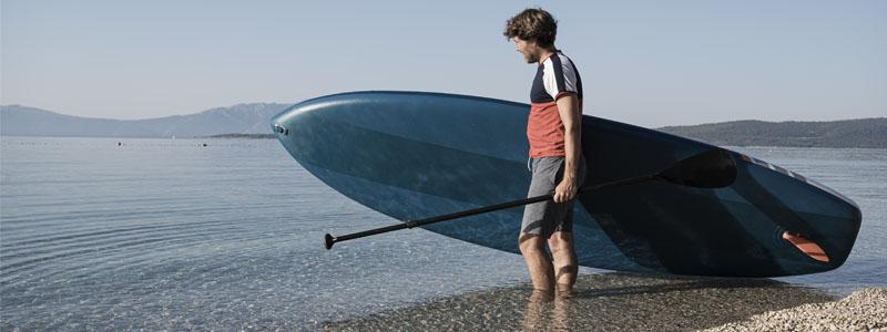 Laat uw kinderen wennen aan watersporten, er zijn tegenwoordig genoeg opties zoals het populaire suppen met supboards